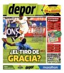 """Perus Sporttageszeitung """"Depor"""" gewinnt Effie"""