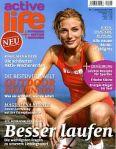 """""""active life"""": Sportmagazin für junge, aktive Frauen"""