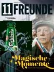 """12 Fussball-Freunde: """"11 Freunde"""" und ein Kasten Carlsberg Bier"""